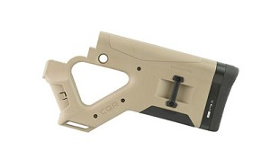 Hera CQR Buttstock Tan
