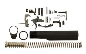 LWRC Deluxe Lower Parts Kit 5.56