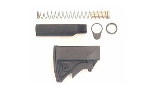 LWRC UCIW Ultra Compact Stock Kit Black