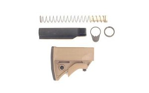 LWRC UCIW Ultra Compact Stock Kit Flat Dark Earth