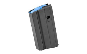 Ammunition Storage Components 6.5 Grendel Steel 15RD Magazine Black