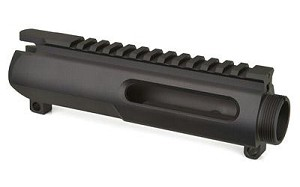 Nordic Components Stripped Extruded AR-15 Slick Side Upper Receiver