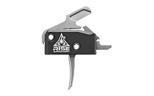 Rise Armament High Performance Trigger Silver
