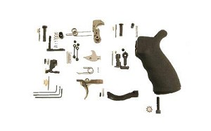 Spike's Tactical Lower Parts Kit Enhanced LPK 5.56 Black