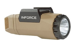 Inforce APL-Gun3 Pistol White Light 400 LM - Flat Dark Earth