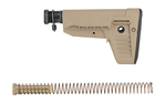 Bravo Company Gunfighter Stock Mod 1 SOPMOD Compartment Kit FDE