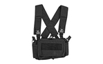 Haley Strategic D3CRM Micro Chest Rig Black