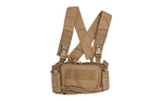 Haley Strategic D3CRM Micro Chest Rig Coyote Brown