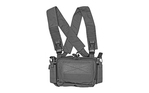 Haley Strategic D3CRM Micro Chest Rig Gray