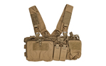 Haley Strategic D3CR Heavy Disruptive Environments Chest Rig Coyote